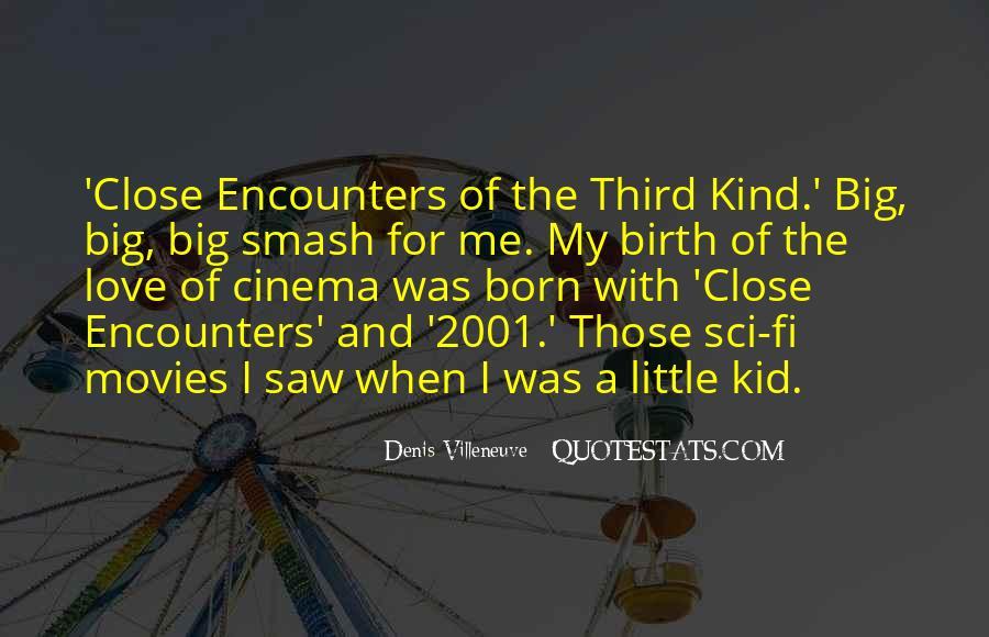 Denis Villeneuve Quotes #873611
