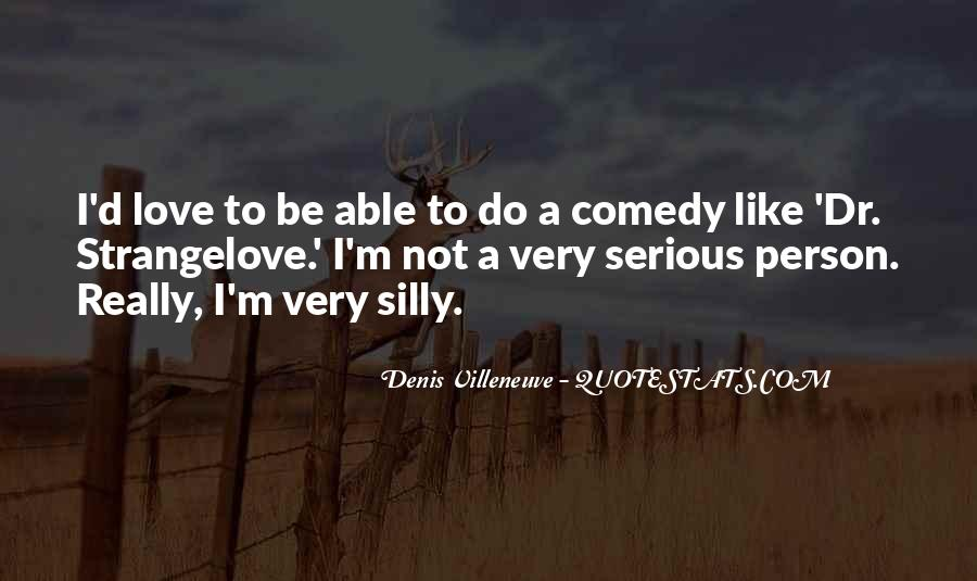 Denis Villeneuve Quotes #890900