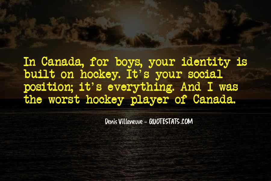 Denis Villeneuve Quotes #995201