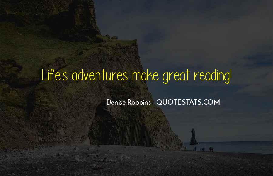 Denise Robbins Quotes #1231254