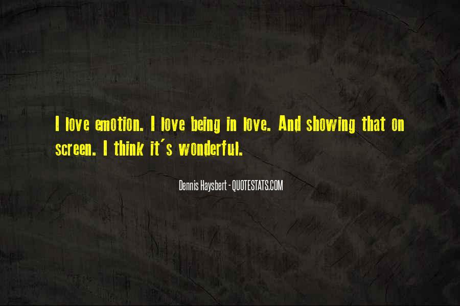 Dennis Haysbert Quotes #1398084