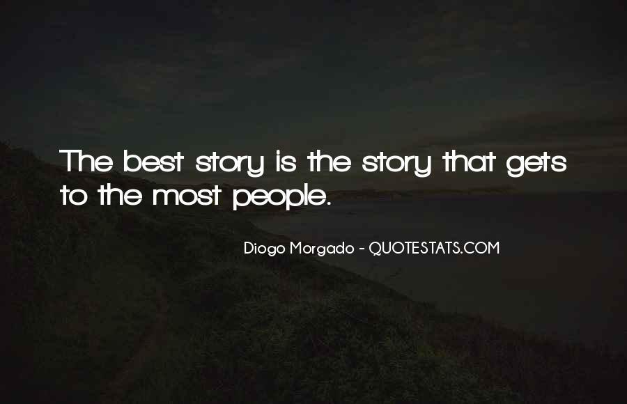 Diogo Morgado Quotes #58968