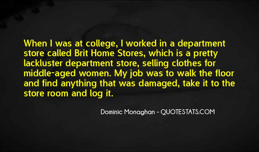 Dominic Monaghan Quotes #190693