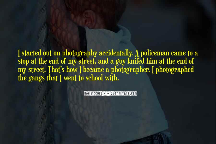 Don Mccullin Quotes #1357391