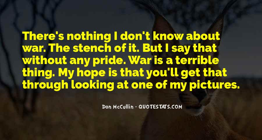Don Mccullin Quotes #1398425