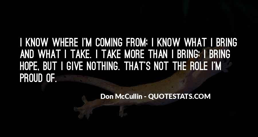 Don Mccullin Quotes #1486628