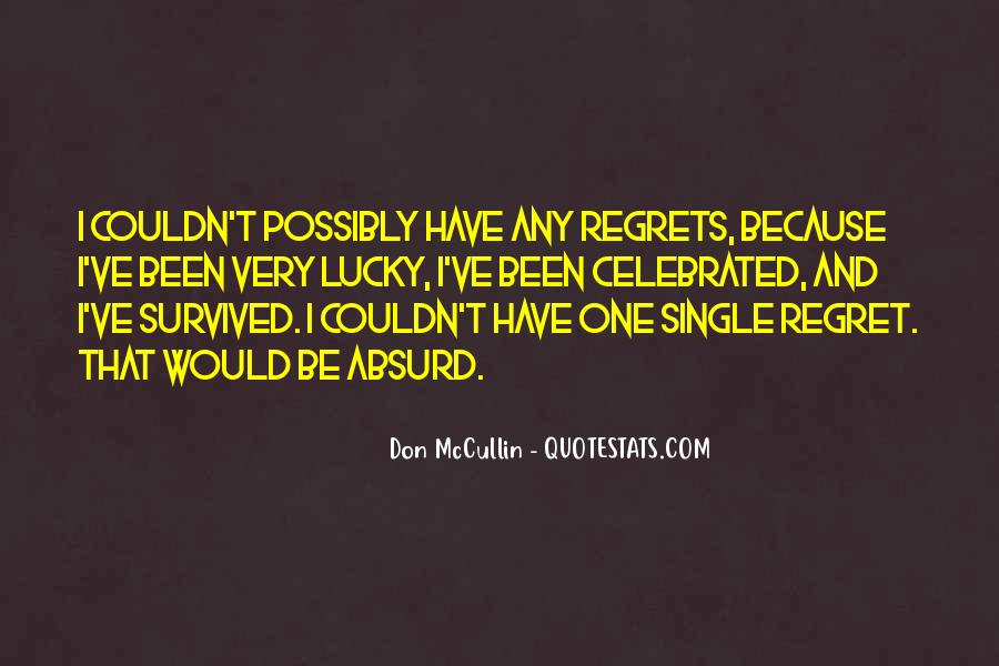 Don Mccullin Quotes #1795771