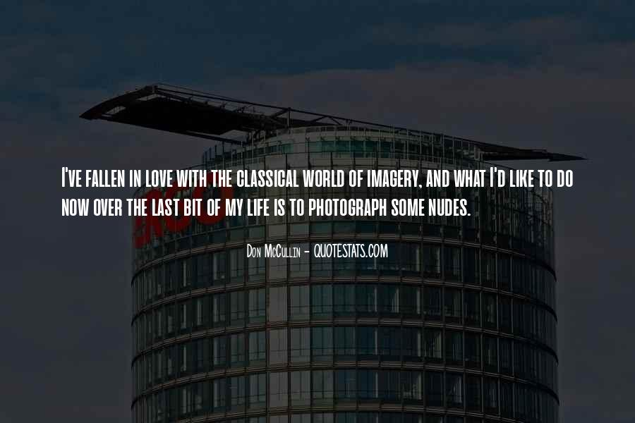 Don Mccullin Quotes #264554