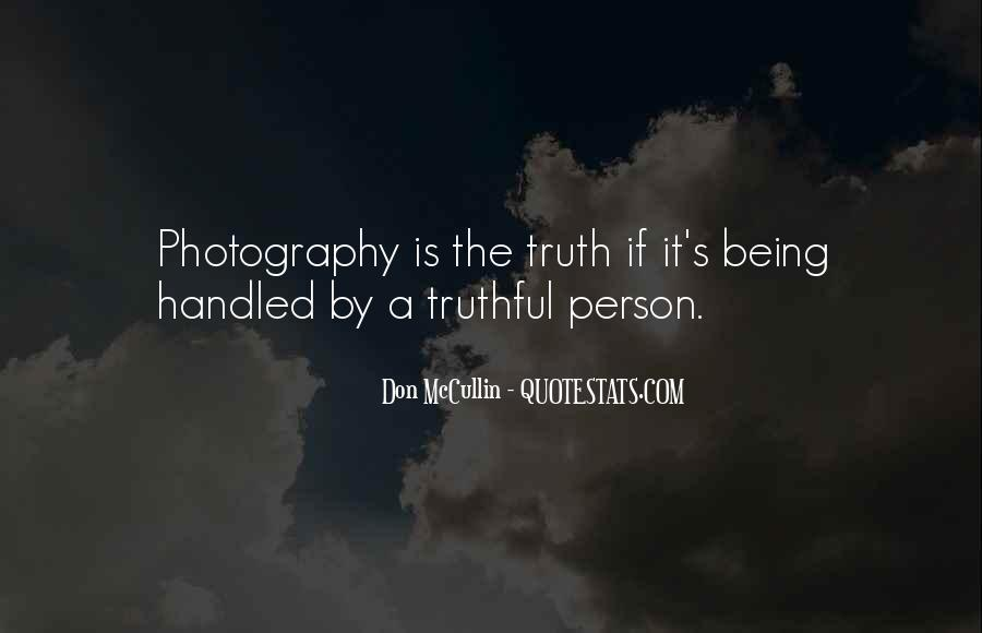 Don Mccullin Quotes #342186
