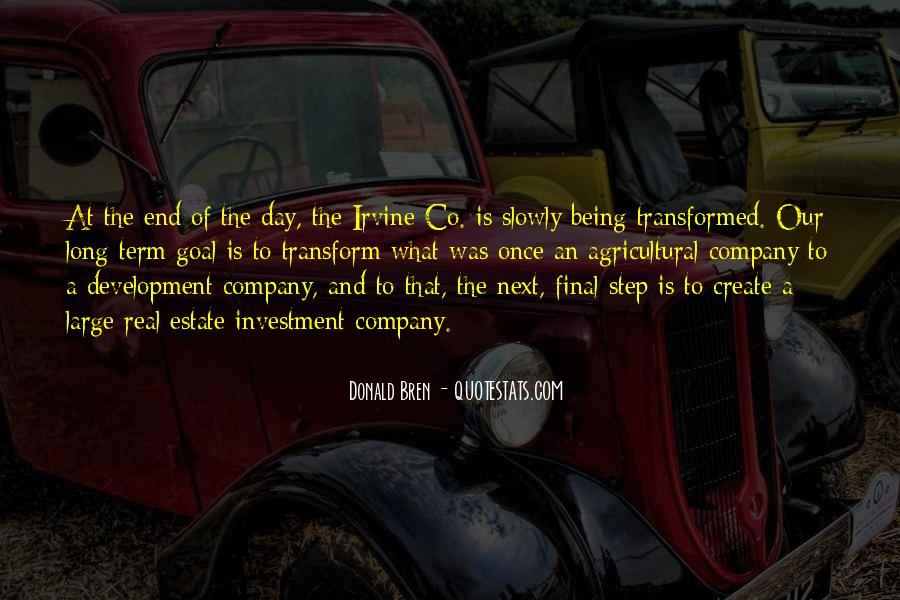 Donald Bren Quotes #1507312