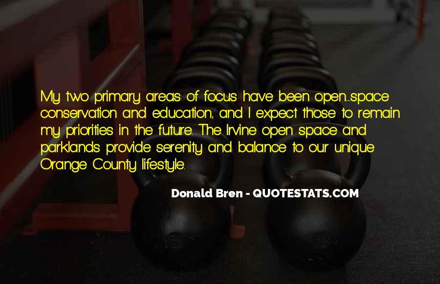 Donald Bren Quotes #310104