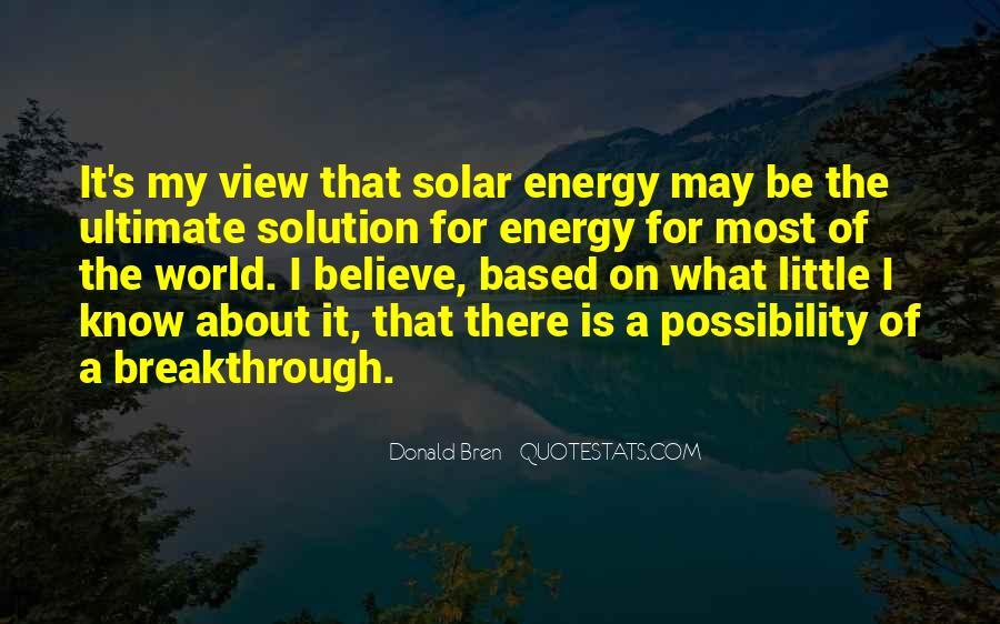 Donald Bren Quotes #858438