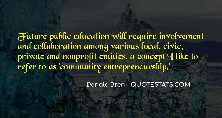 Donald Bren Quotes #992132