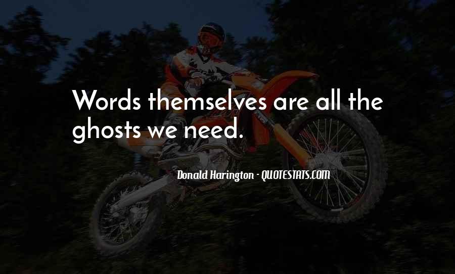 Donald Harington Quotes #1195337
