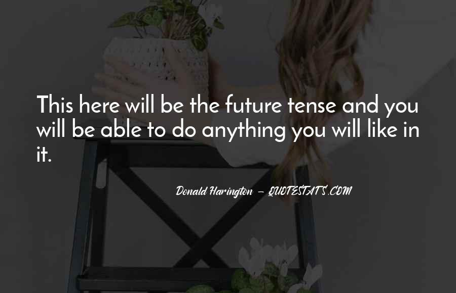 Donald Harington Quotes #1437867