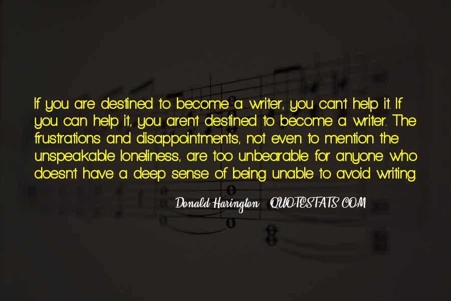 Donald Harington Quotes #188170