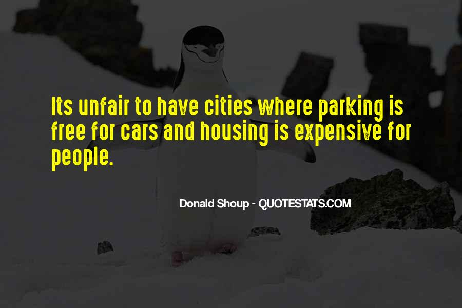 Donald Shoup Quotes #628481