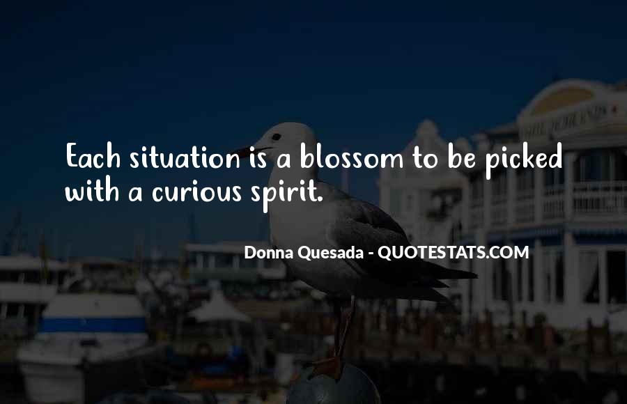 Donna Quesada Quotes #1322299