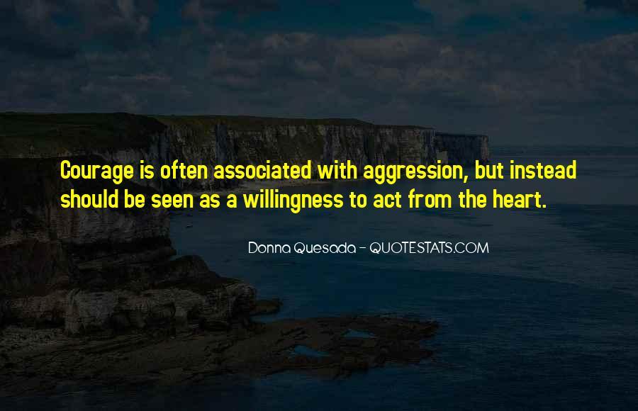 Donna Quesada Quotes #686760