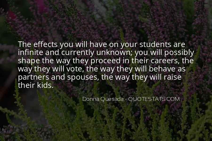 Donna Quesada Quotes #910349