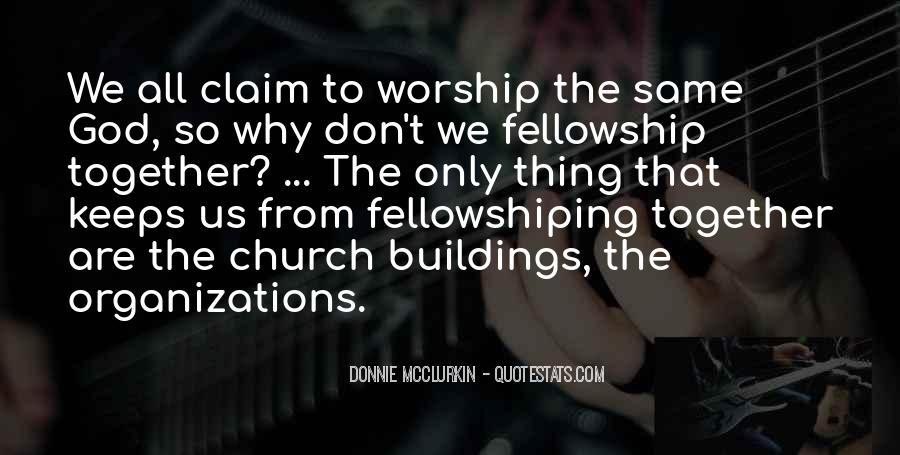 Donnie Mcclurkin Quotes #1566174