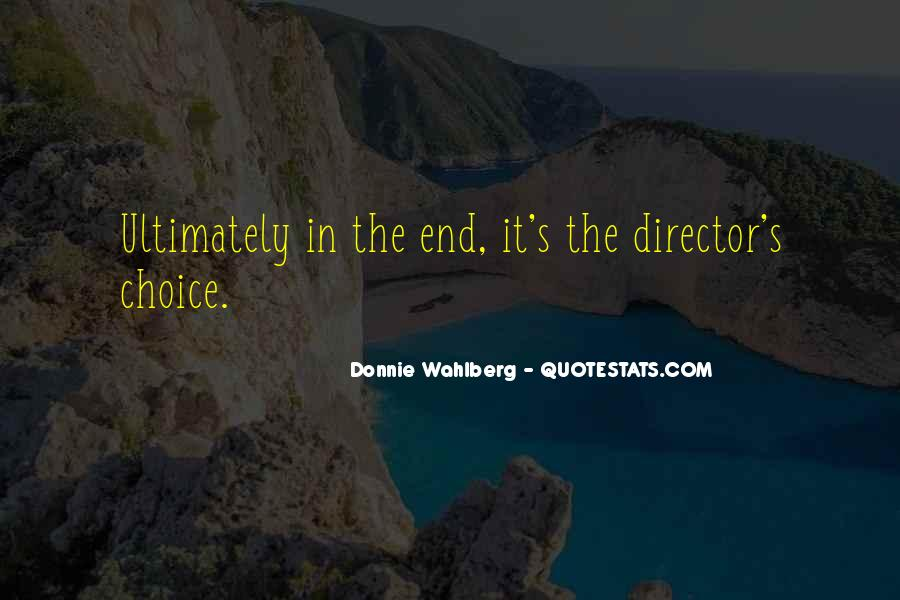 Donnie Wahlberg Quotes #1102244
