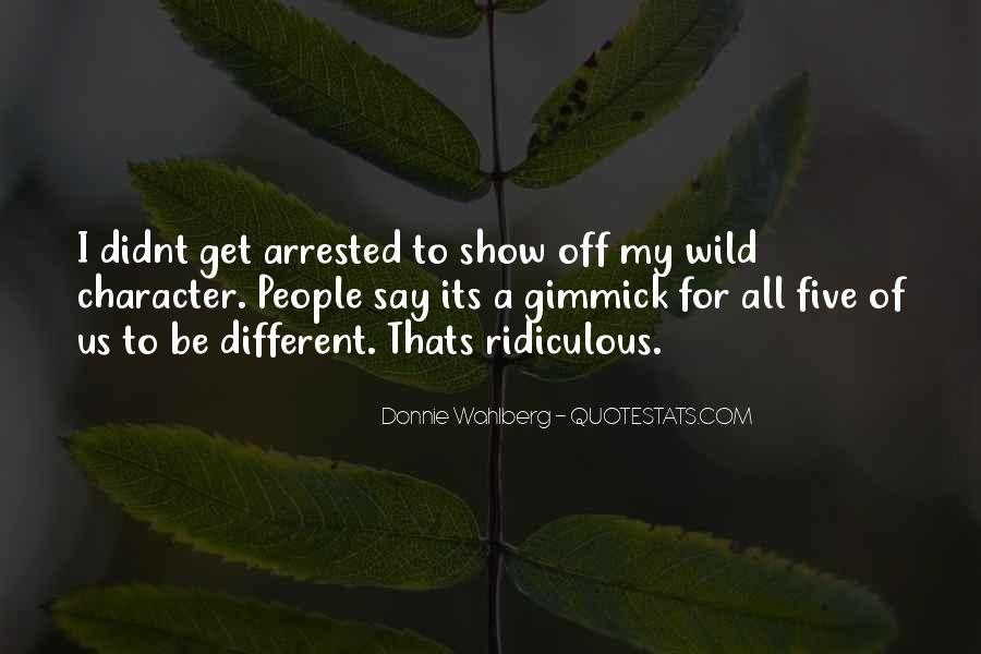 Donnie Wahlberg Quotes #1145427