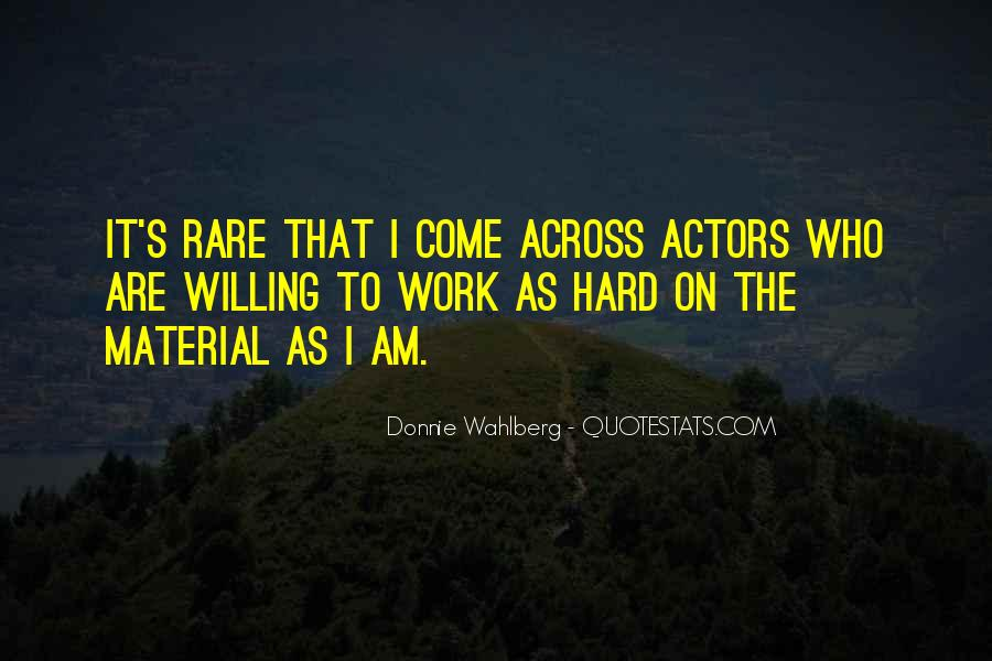 Donnie Wahlberg Quotes #1324106