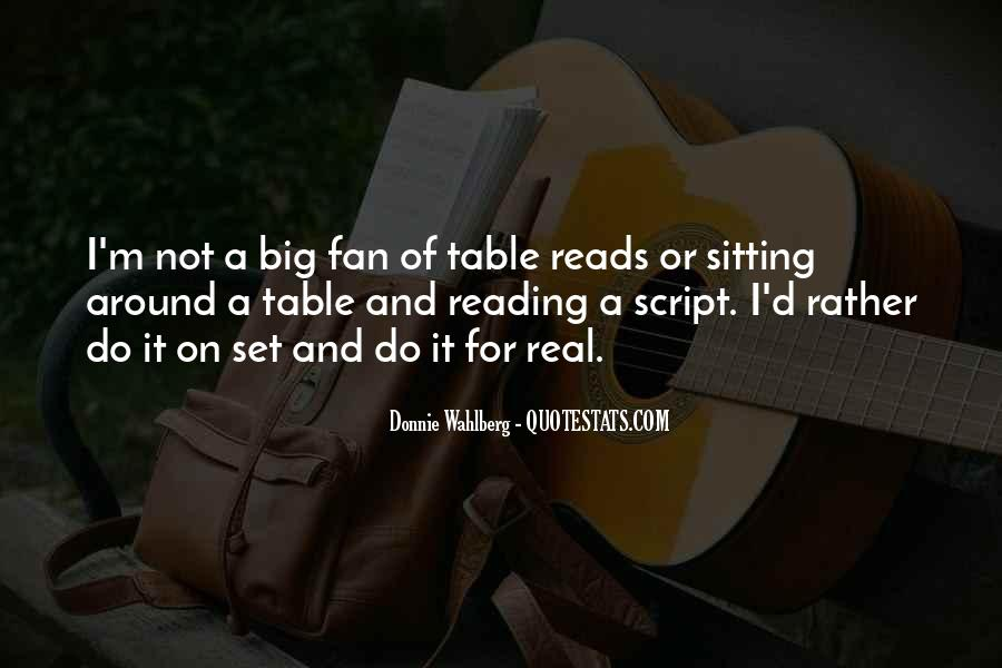 Donnie Wahlberg Quotes #1336785