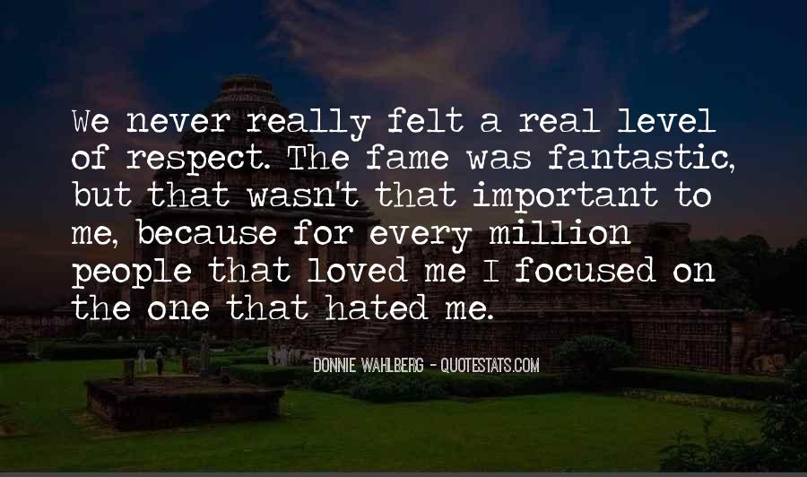 Donnie Wahlberg Quotes #1339085