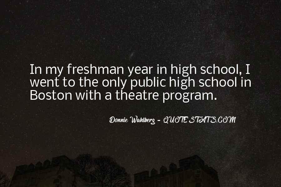 Donnie Wahlberg Quotes #1457509