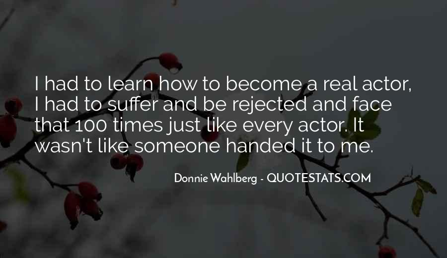 Donnie Wahlberg Quotes #1485671