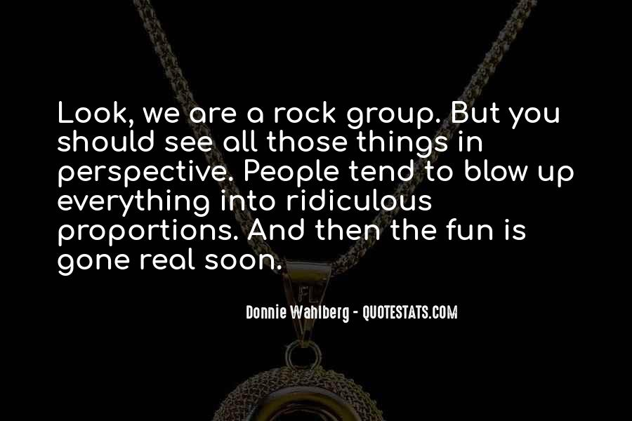 Donnie Wahlberg Quotes #1740133