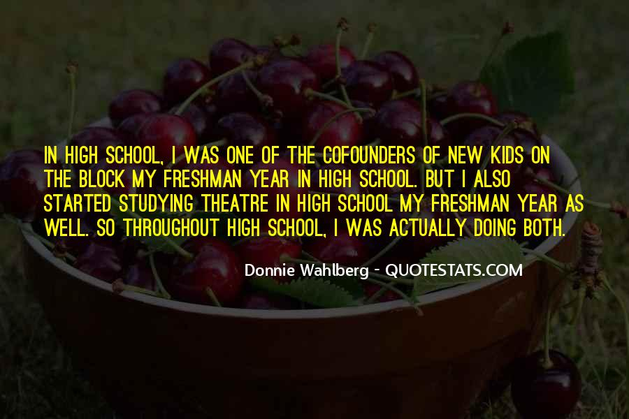 Donnie Wahlberg Quotes #1856876