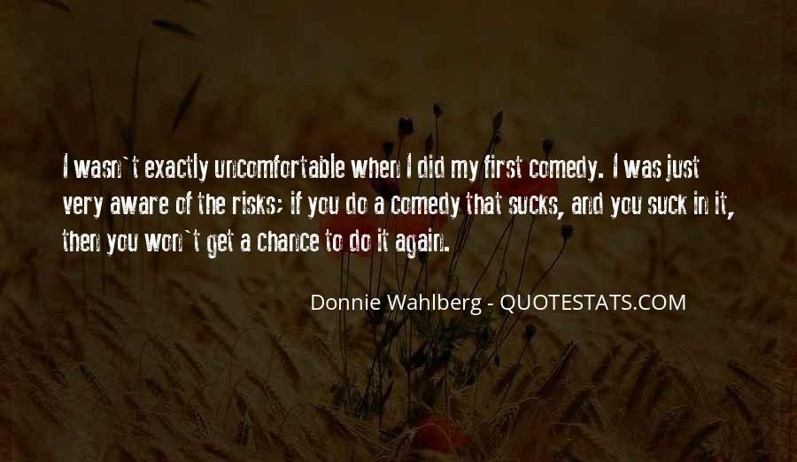 Donnie Wahlberg Quotes #193629