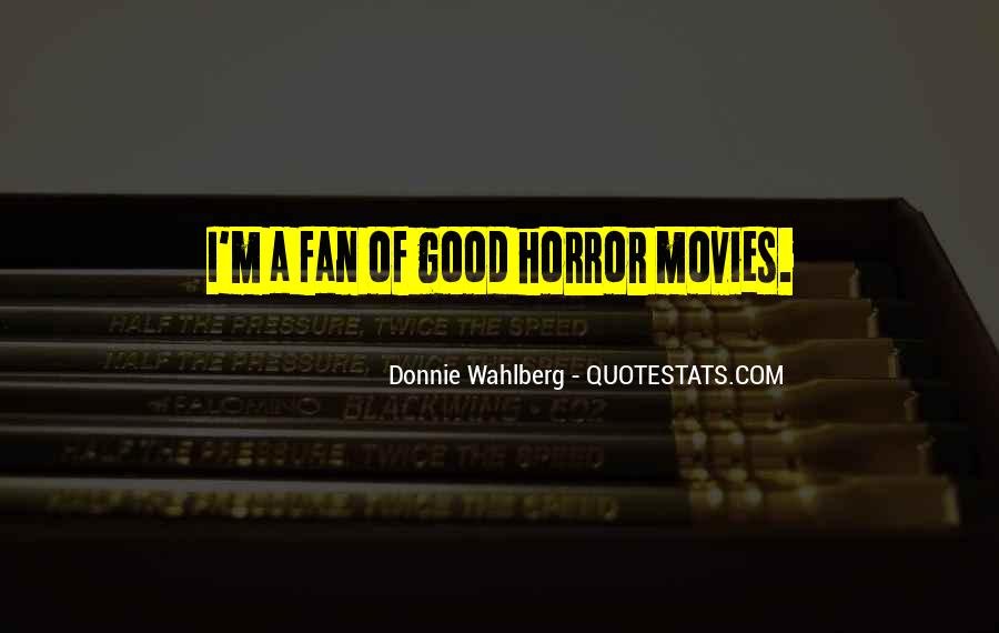 Donnie Wahlberg Quotes #241440
