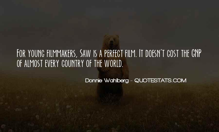 Donnie Wahlberg Quotes #244207