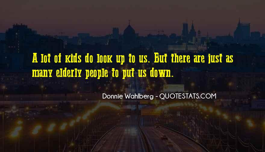 Donnie Wahlberg Quotes #463892