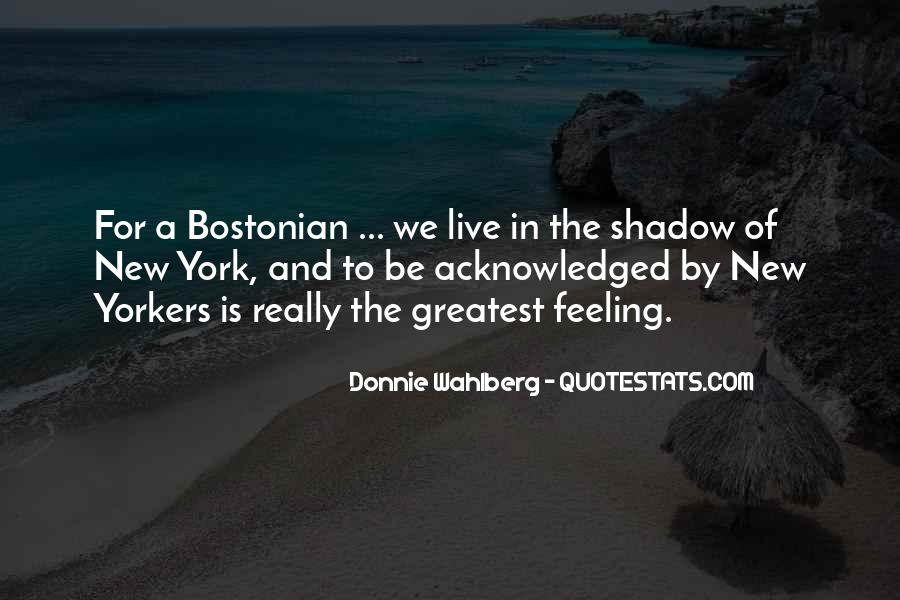 Donnie Wahlberg Quotes #613617