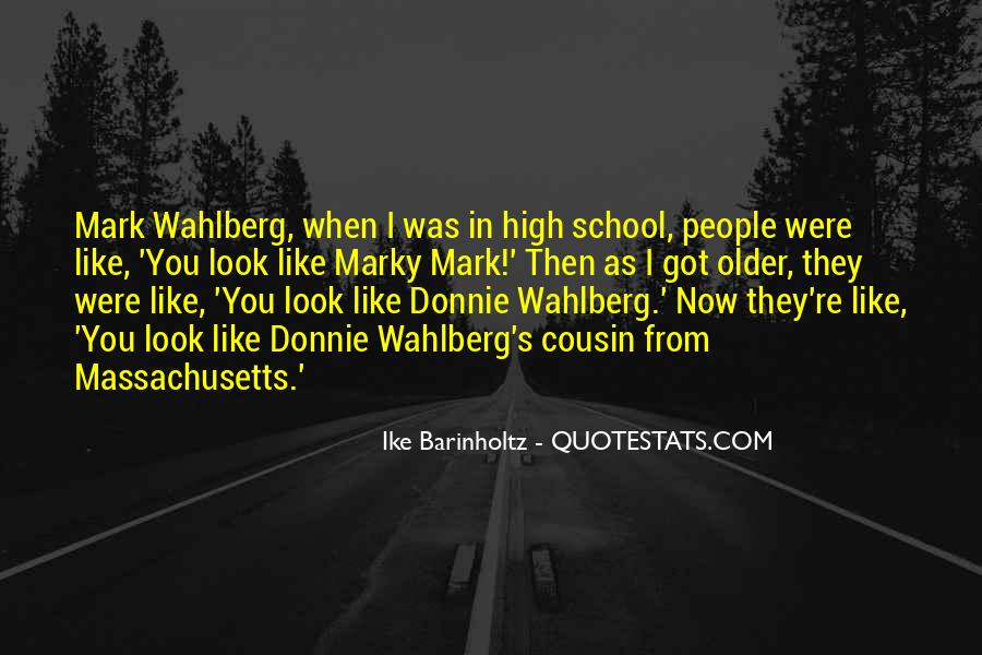 Donnie Wahlberg Quotes #648444