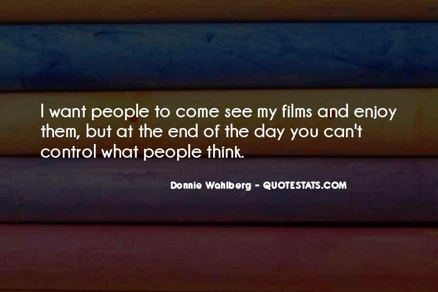 Donnie Wahlberg Quotes #964695