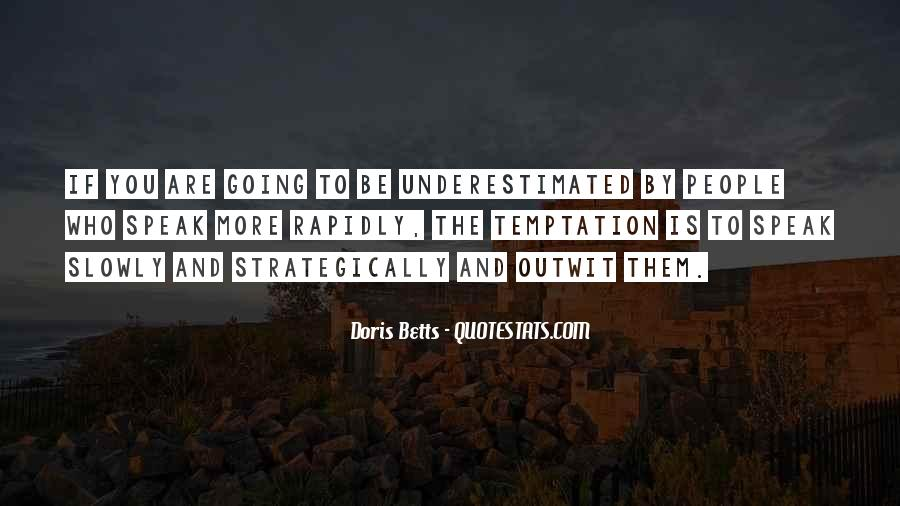 Doris Betts Quotes #1763664