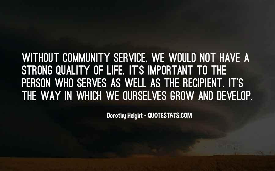 Dorothy Height Quotes #953333