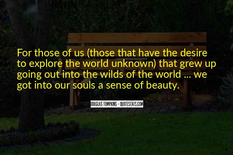 Douglas Tompkins Quotes #1112556