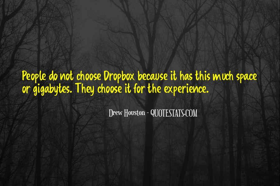 Drew Houston Quotes #1650453