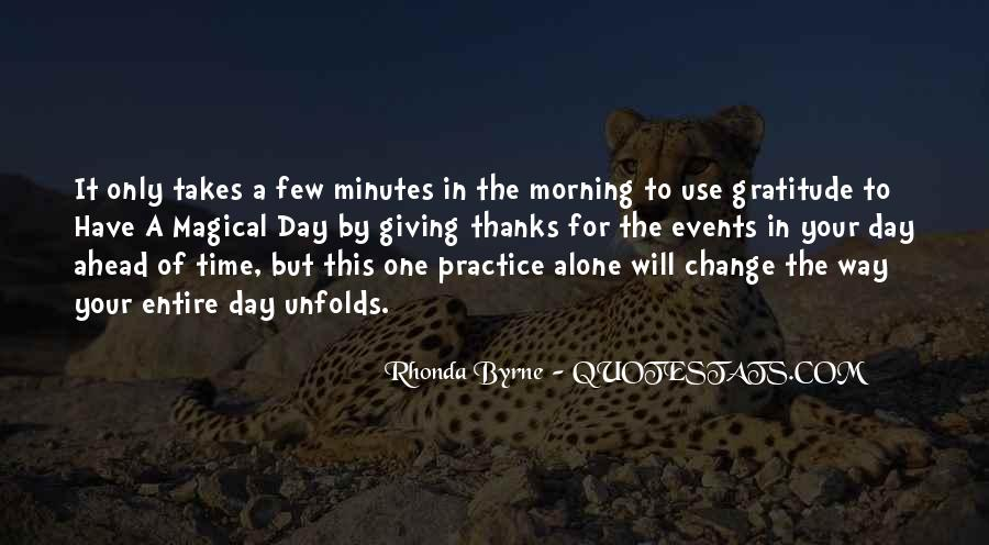 Quotes About Giving Someone Time To Think #32172