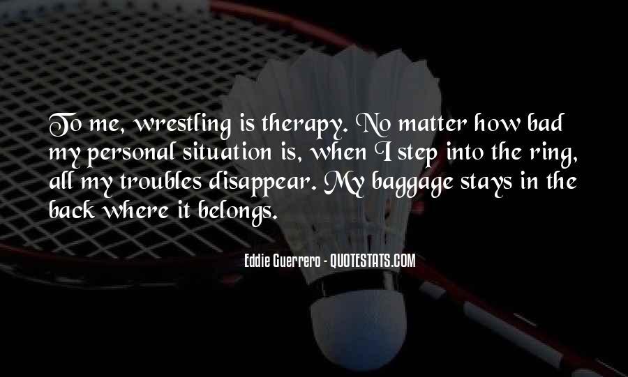 Eddie Guerrero Quotes #1807034