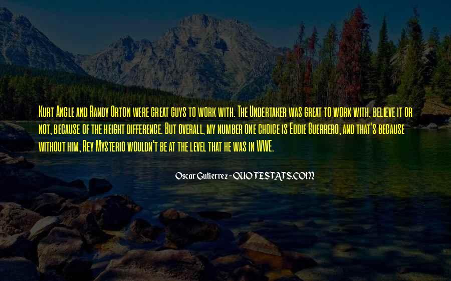 Eddie Guerrero Quotes #1826231