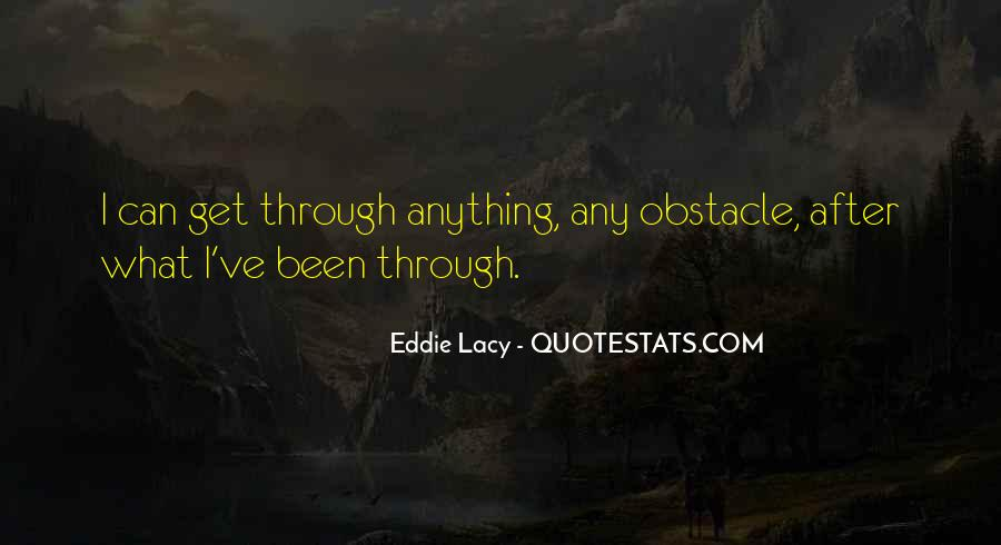 Eddie Lacy Quotes #1453632