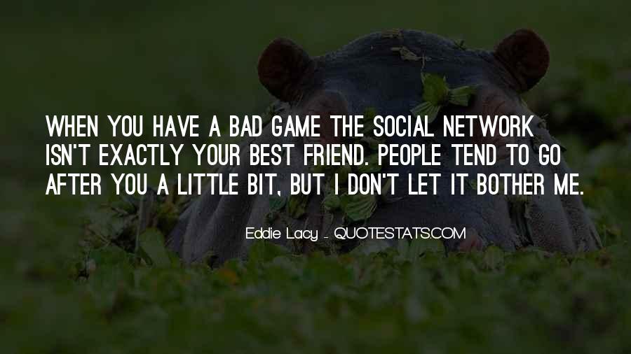Eddie Lacy Quotes #452125